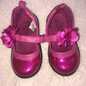 Baby Girl Mary Janes. Size 6.